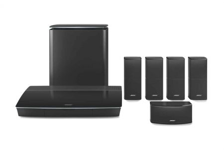 Bose Lifestyle 600 5.1 Home Entertainment System