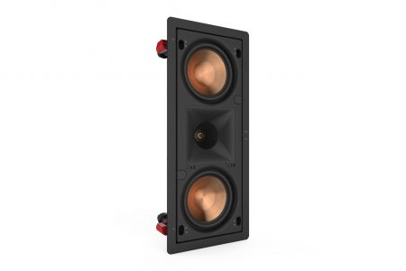 Klipsch Reference Premiere PRO-250RPW LCR 5.25-Inch In-Wall Speaker