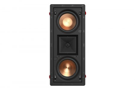 Klipsch Reference Series PRO-25RW LCR 5.25-Inch In-Wall Speaker