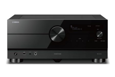 Yamaha RX-A4A 8K 7.2 Channel Home Theatre Receiver